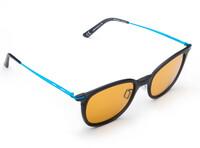 Фуллереновые очки Tesla 0101 синие
