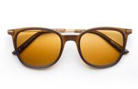 Фуллереновые очки Tesla 0101 коричневые