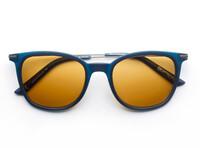 Фуллереновые очки Tesla 0101 серебристые