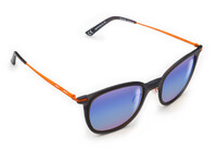 Фуллереновые очки Tesla Mirror Reflex 0102 оранжевые