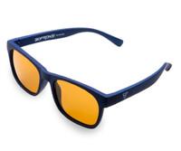 Фуллереновые очки Tesla 0401 синие