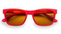 Фуллереновые очки Tesla 0401 красные