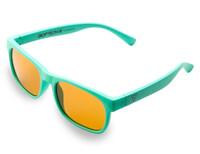 Фуллереновые очки Tesla 0401 зеленые