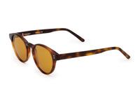 Фуллереновые очки, модель 107, коричневая оправа