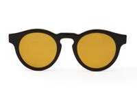 Фуллереновые очки, модель 001, черная оправа