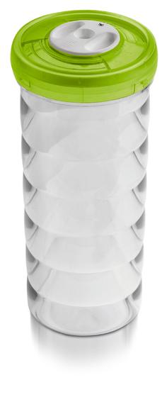 Емкость цилиндрическая Zepter Vacsy, 26,5 см