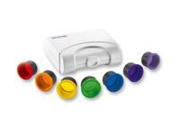 Коробка для хранения цветофильтров пластиковая