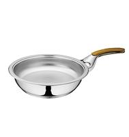 Сковорода с одной ручкой, без крышки (URA-технология) 2,5 л, 24 см