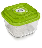 Стеклянный контейнер, 15*15 см