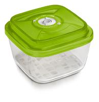 Стеклянный контейнер, 19*19 см