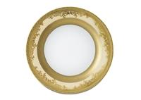 Роял Голд Крем - тарелки для хлеба, 17 см (6 пр.)