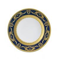 Империал Голд Кобальт - тарелки-подставки, 32 см (6 пр.)