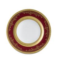 Роял Голд Бордо - тарелки-подставки, 32 см (6 пр.)
