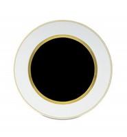 Блэк-энд-Уайт - тарелки-подставки, 32 см (6 пр.)