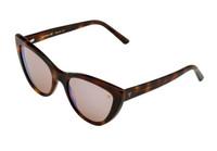 Фуллереновые очки Тесла, модель 03, коричневые