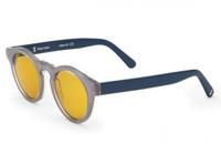 Солнцезащитные очки Тесла, модель 001, белые