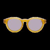 Фуллереновые очки, модель 107, желтая оправа